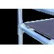 Andamio Plegable Basic X 75x190cm Altura de Trabajo 3m