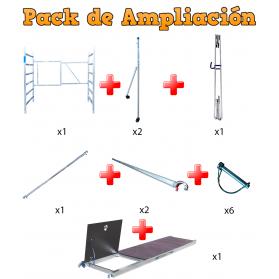 Ampliación para Andamios a 5,70m Modulo D