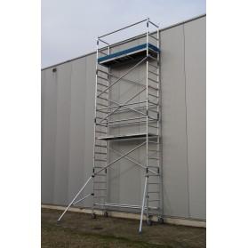 Torre móvil de aluminio ASC 75 X 250 PH