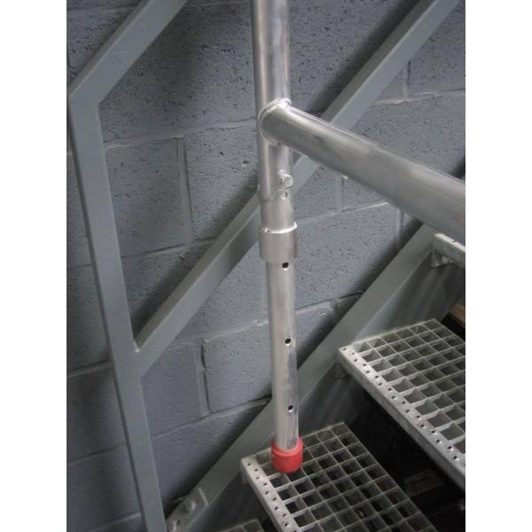 Andamio ASC para Escaleras de edificios, viviendas