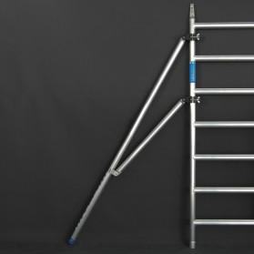 Estabilizador 2m para andamios plegables y torres móviles