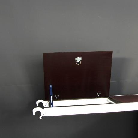 Plataforma 305 con trampilla para andamios plegables
