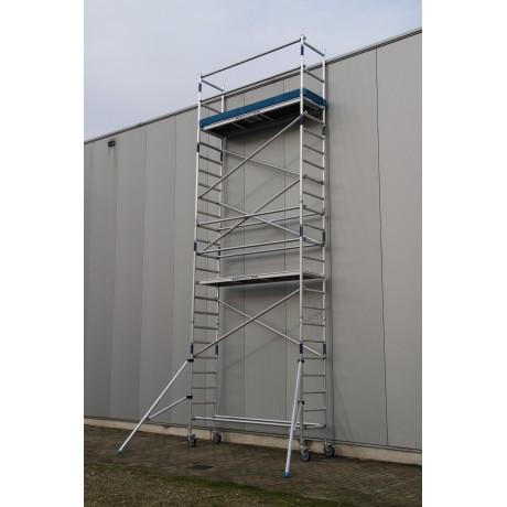 Andamio Torre móvil de aluminio