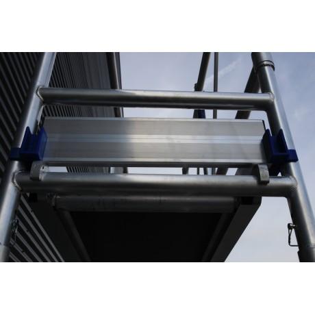 Rodapies aluminio para andamios