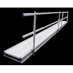 Pasarela de Aluminio 8m ASC