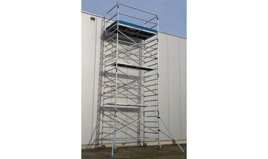 Torres móviles de Aluminio ancho (135cm x 190cm)