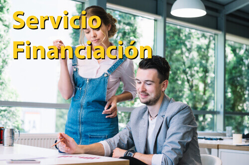 Servicio Financiación